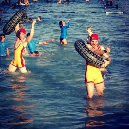 Polytoxic Trade Winds Beach Party (2014) Image: Lisa Fa'alafi