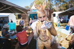 Plastic King (2018) Image courtesy of Brisbane City Council